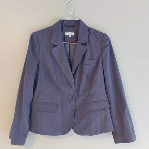 Tradition Fitted Grey Blazer Jacket